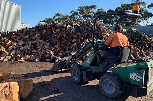 firewood mulch for sale adelaide bradleys tree